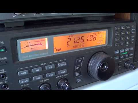 OE2013X amateur radio station Austria