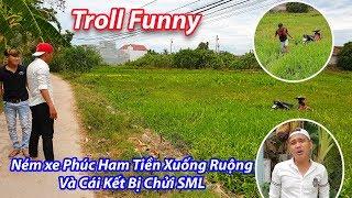 Black - Funny Troll - Cỡi Xe Phúc Ham Tiền Xún Ruộng Và Cái Kết Của Tiến Black