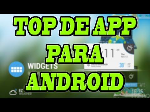 Top de las Mejores Aplicaciones para Android [EZ Clima HD] por MiSoTa94
