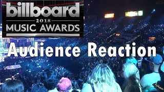 """[Audience Reaction] BTS(?????) """"Fake Love"""" on 2018 BBMAs"""