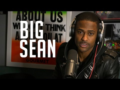 Big Sean Gets Mad At Ebro For Talking About His Girl