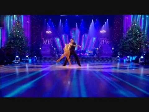 Strictly Come Dancing Christmas Special 08- Rachel Stevens Rhumba
