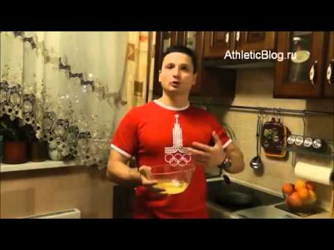Протеиновое питания своими руками дома 5