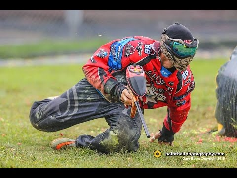 Paintball - Biggest Upset of the Year! NXL Houston Heat vs AC:Dallas and TopGun vs Xfactor