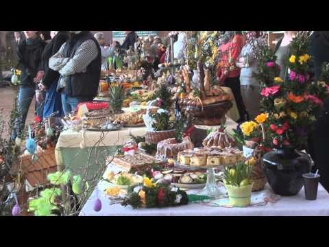 23 III 2012 - XVII Prezentacje Potraw I Dekoracji Wielkanocnych. ZSP Głogów