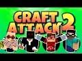 Minecraft Craft Attack S2 - SO GEHT MINECRAFT #01