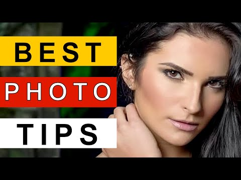 Outdoor Portrait Secrets: Part 1 Mixing Ambient & Flash DSLR Photography Speed Lites Strobes