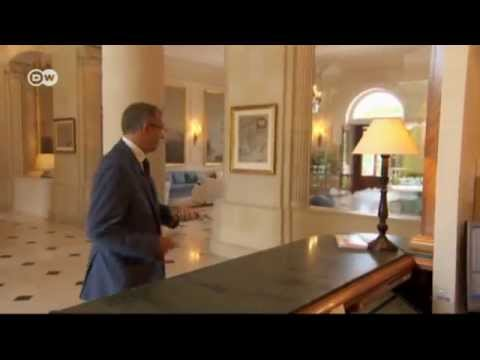 Luxury Refuge: Hôtel du Cap-Eden-Roc | Euromaxx - Bedtime Stories