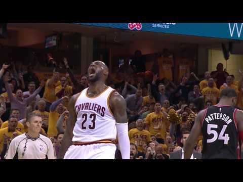 Toronto Raptors vs Cleveland Cavaliers - May 18, 2016