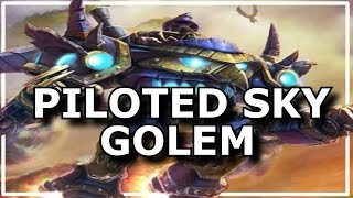 Hearthstone - Best of Piloted Sky Golem