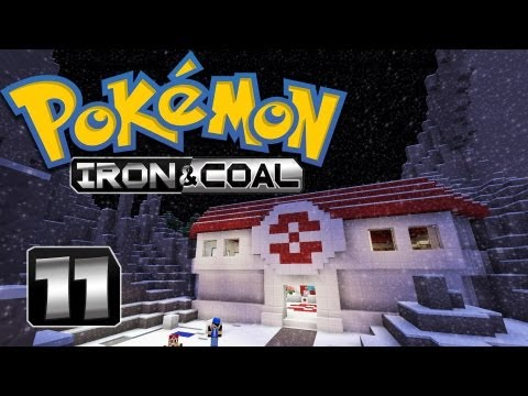 Pokémon: Iron & Coal [Pixelmon Part 11] - Frigid Quarry Showdown!