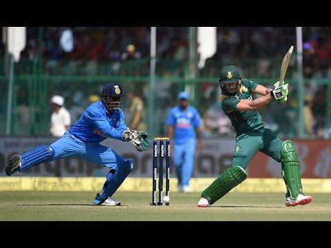 India Vs South Africa 1st Odi Nagpur 11 10 2015