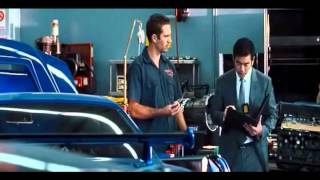 Fast and Furious 4 - Tuning scene
