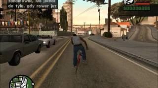 GTA San Andreas [PORADNIK] - Jak znaleźć samochód Flash.