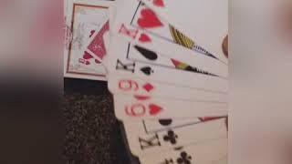 Magic card box tutorial