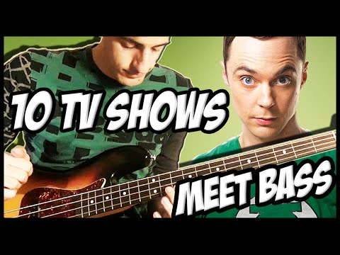 10 Famous Tv Shows Meet Bass video