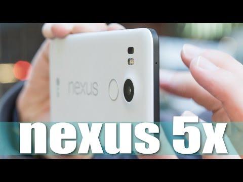VIDEO: NEXUS 5X EN PROFUNDIDAD | ¿VALE LO QUE CUESTA? | ANÁLISIS EN ESPAÑOL