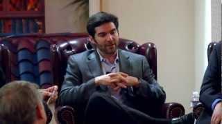 Stanford GSB ENCORE Award 2012: LinkedIn's Reid Hoffman & Jeff Weiner