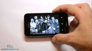 Обзор Sony Xperia Tipo Dual (review): демонстрация Dual SIM Android