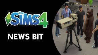 The Sims 4 News Bit: GET FAMOUS (NEW INFO), TERRAIN TOOLS, LIVE STREAMS, AND MORE!