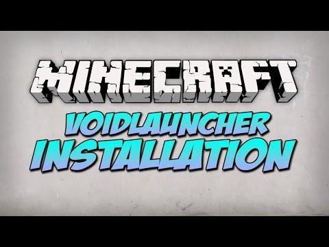 Minecraft: Void Launcher - Mod Packs - Installation Tutorial