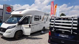 CamperTobi - EURA Mobil Profila RS 660 HB - 2017 - Teilintegriertes Reisemobil mit Hubbett