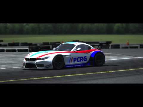 Assetto Corsa Top Gear Test Track W Bmw Z4 Gt3 Pcrg Edition Simracing