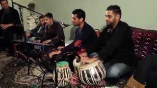 Saddrridin live 2013 ahmad zahir song . Tabla  Hamed Shuja