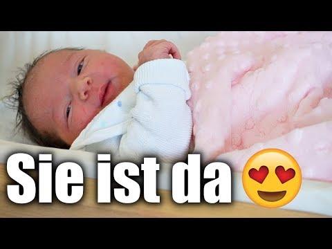 Sie ist da   Unsere Tochter ist geboren   Erster Vlog mit 4 Kindern   Familienvlog   Filiz