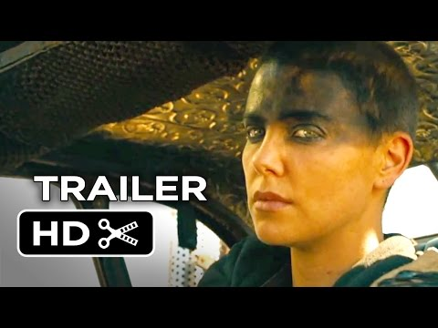 Mad Max: Fury Road TRAILER 1 (2014) - Charlize Theron, Nicholas Hoult Movie HD