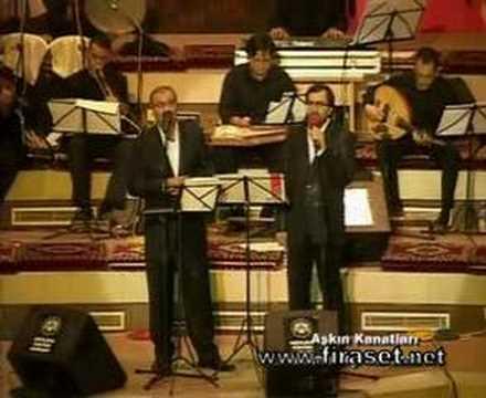 M Emin Ay & Mustafa Demirci / Aşkın Kanatları / Talaal Bedru