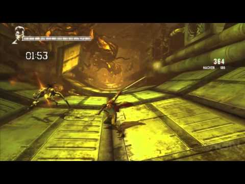 DmC - Race Through the Tunnel