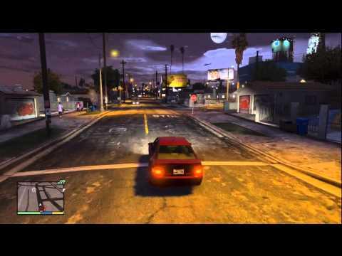 GTA V (GTA 5): Grove Street Cirlce, Garage (Xbox 360)
