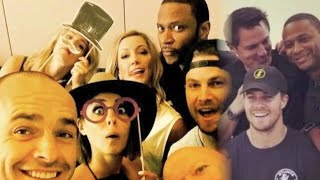 Arrow Cast | Hey Na Na (Humor)