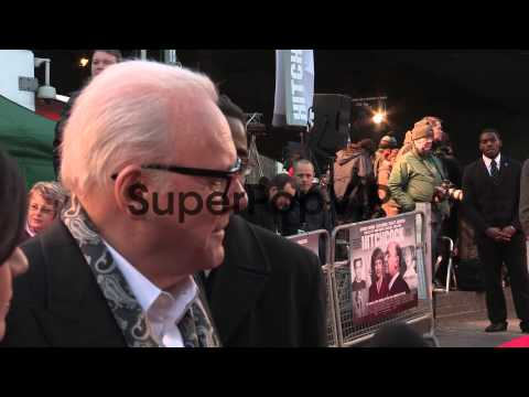 Anthony Hopkins at 'Hitchcock' UK Premiere at BFI Southba...
