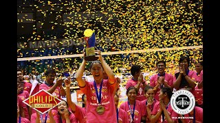 Oliver Almadro left dazzled by Finals MVP Jia Morado