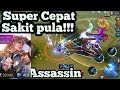 New Hero  Lancelot Si Cepat Kilat Gameplay and Review Skill - Mobile Legend MP3