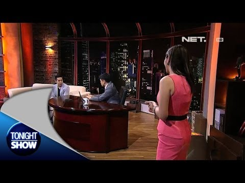 Seksinya pria bermain Saxophone, Dennis Junio Gani di Tonight Show