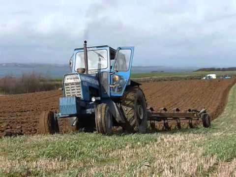 the most powerfull tractor in the uk when released!
