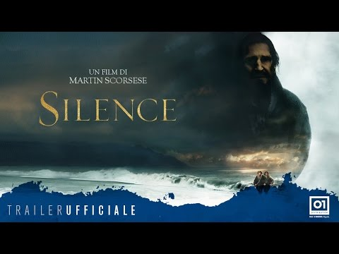 SILENCE (2017) di Martin Scorsese - Trailer  ufficiale ITA HD streaming vf