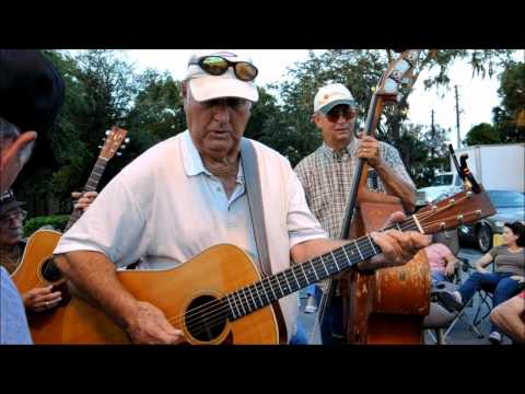 High-Lonesome Bluegrass (7-27-12): THE OCOEE PARKING LOT BLUEGRASS JAM