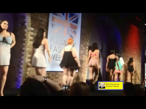 London Plus Size Fashion Week 2014