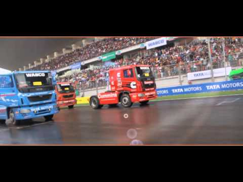Tata Motors T1 Prima Truck Racing Championship Season 1 and 2