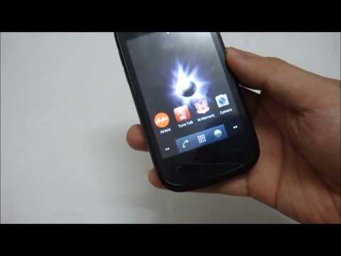 UI Demo] Ninetology Black Pearl II I9400