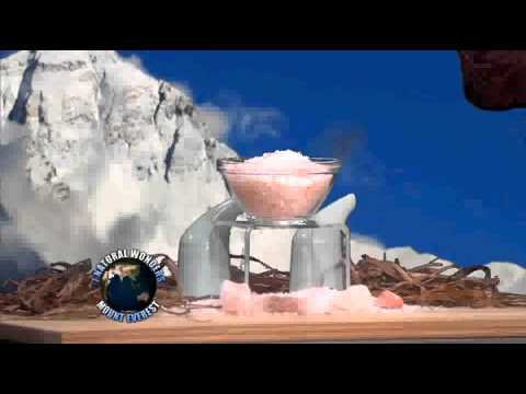 Himalayan Salt Inhaler featured on Dr. Oz