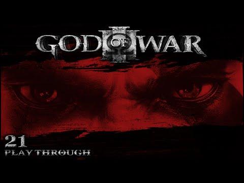 God Of War 3 #21   Era Pra Eu Estar Dormindo... video