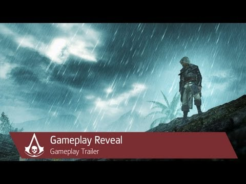 Assassin's creed 4 gameplay trailer [HD]