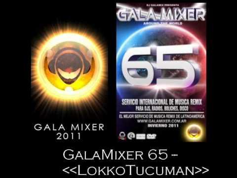 MR SAXOBEAT ( Bomba Mix )- Dj Galamix Gala Mixer 65 - ALEXANDRA...