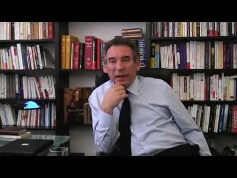 François Bayrou  #1 Partie 5 : Une nouvelle démocratie