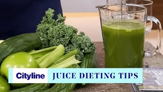 Juice dieting tips from Joe Cross